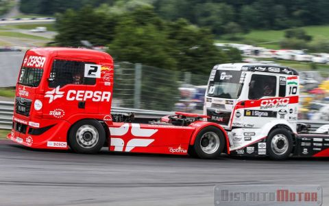 Cepsa Truck Team