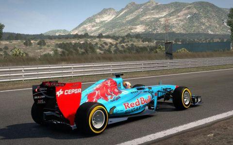 Cepsa Toro Rosso